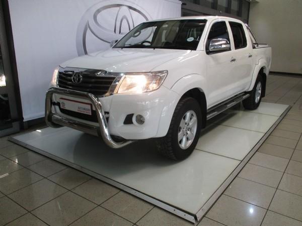 2012 Toyota Hilux 2.7 Vvti Heritage Rb Pu Dc  Gauteng Johannesburg_0