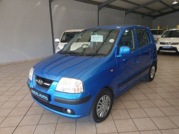 2006 Hyundai Atos Atoz Prime 1.0  Free State Bloemfontein_0