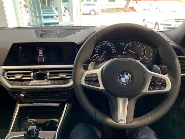 2019 BMW 3 Series 330i Sport Line Launch Edition Auto G20 Western Cape Paarl_0