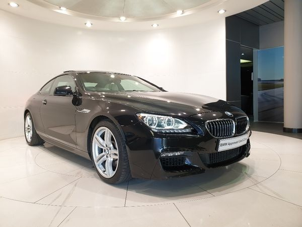 2013 BMW 6 Series 640i Coupe M Sport Auto Gauteng Sandton_0