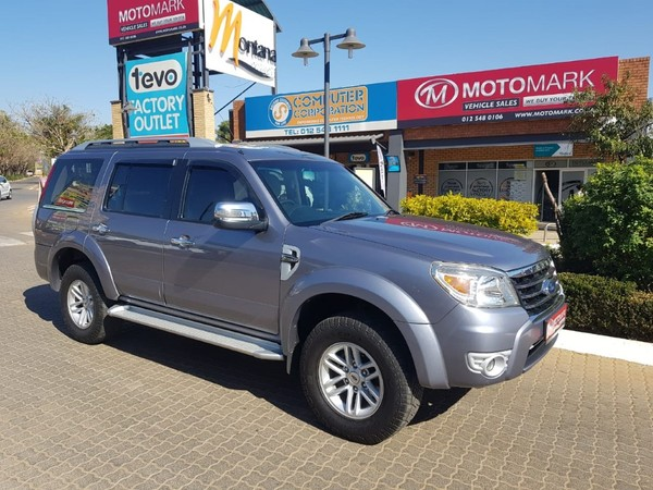2009 Ford Everest 3.0 Tdci Ltd 4x4 At  Gauteng Pretoria_0