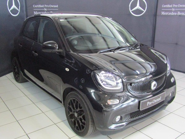 2016 Smart Forfour Passion Limpopo Polokwane_0