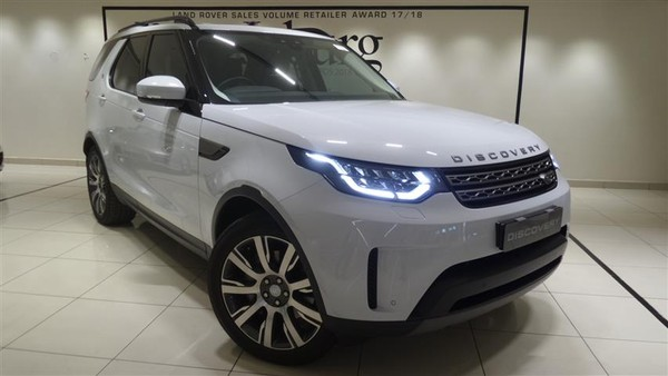 2019 Land Rover Discovery 3.0 Si6 SE Gauteng Rivonia_0