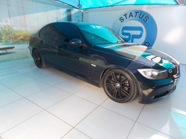 2008 BMW 3 Series 323i Sport At e90  Gauteng Randburg_0