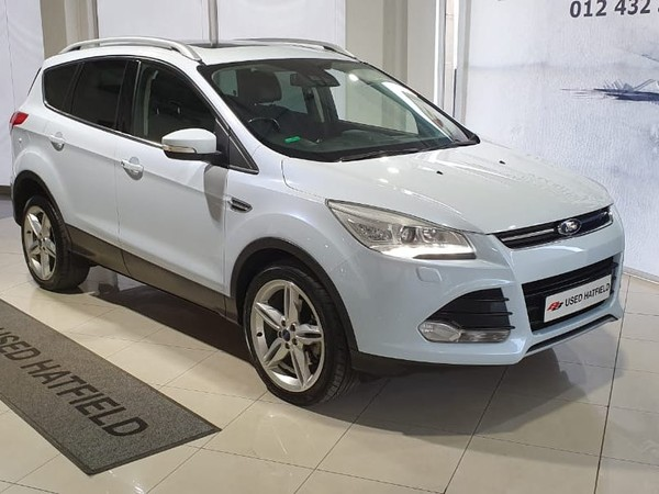 2013 Ford Kuga 2.0 TDCI Titanium AWD Powershift Gauteng Hatfield_0