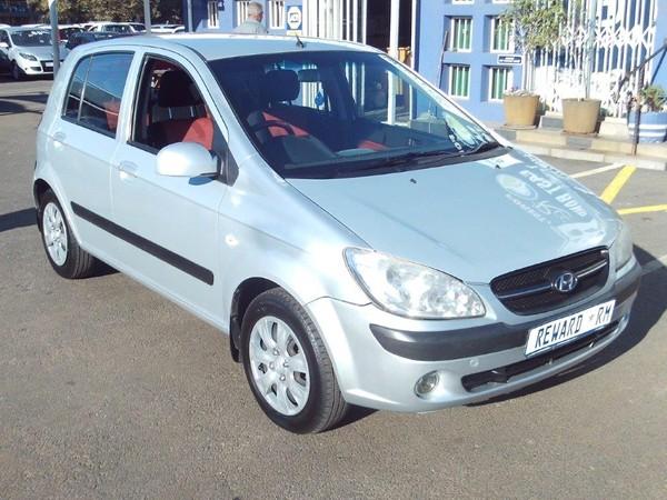 2010 Hyundai Getz 1.6 Hs  Gauteng Boksburg_0
