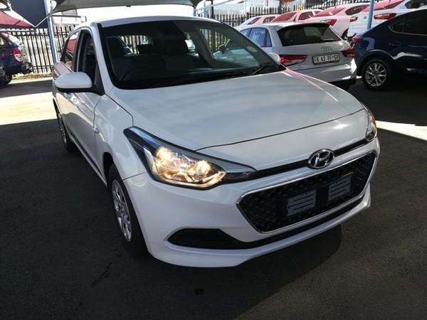 2018 Hyundai i20 1.2 Motion Gauteng_0