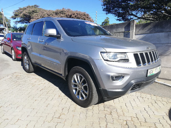 2014 Jeep Grand Cherokee 3.6 Limited Eastern Cape Nahoon_0