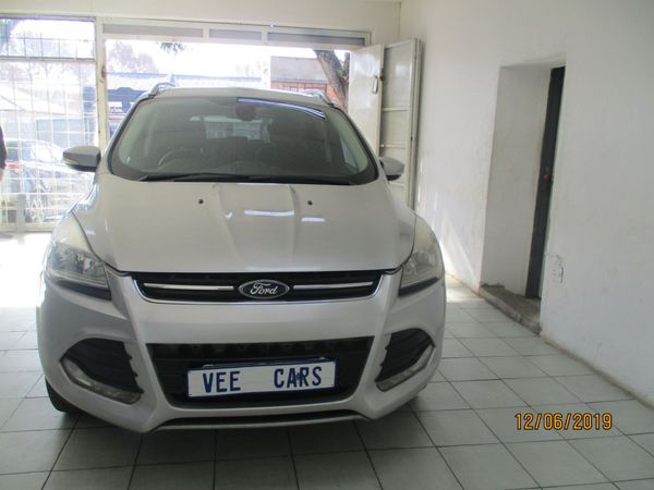 2014 Ford Kuga 1.6 Ecoboost Ambiente Gauteng Johannesburg_0