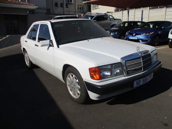 1993 Mercedes-Benz E-Class 190 E 2.0  Kwazulu Natal Bluff_0