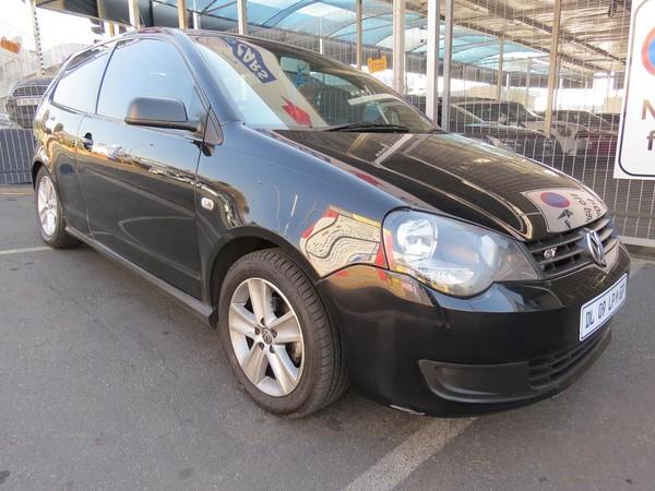 2013 Volkswagen Polo Vivo 1.6 Gt 3dr Gauteng Johannesburg_0