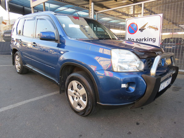 2009 Nissan X-Trail 2.0 Xe 4x2 r71  Gauteng Johannesburg_0