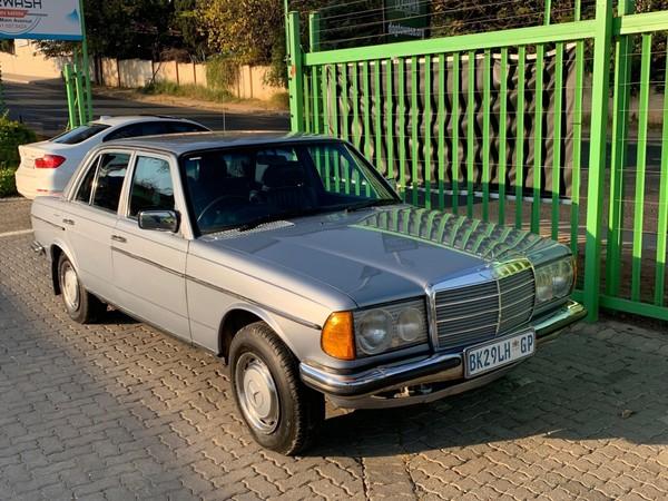 1981 Mercedes-Benz E-Class 230 E Ac w123  Gauteng Randburg_0