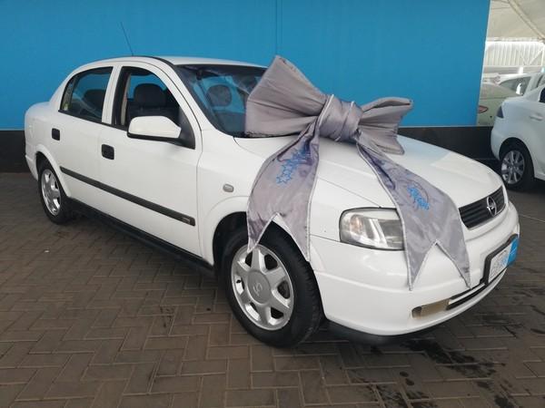2000 Opel Astra Classic 1.8 Cde Ac  Gauteng Vereeniging_0