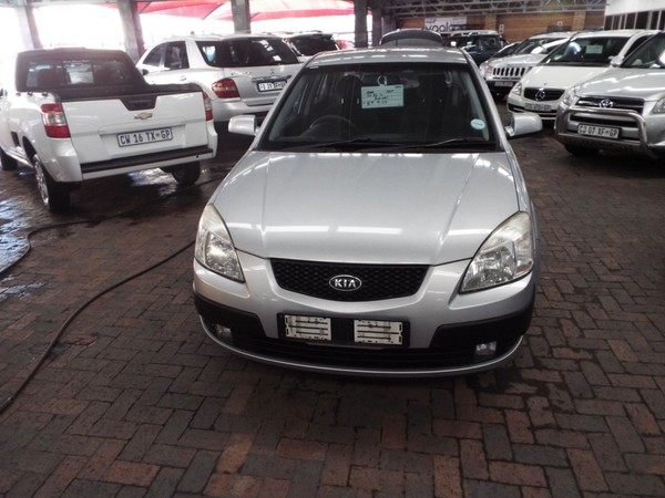 2007 Kia Rio 1.4 High At 5dr  Gauteng Vereeniging_0
