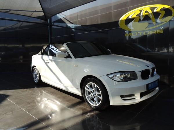 2010 BMW 1 Series 120i Convertible Gauteng Vereeniging_0