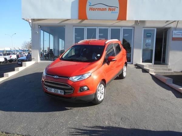 2016 Ford EcoSport 1.5TD Titanium Gauteng Roodepoort_0