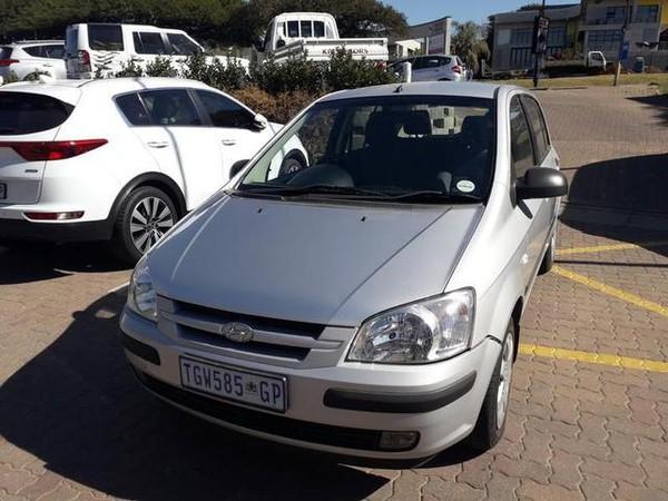 2006 Hyundai Getz 1.6 At  Gauteng Sandton_0