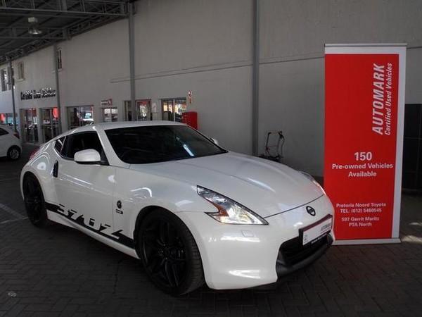 2013 Nissan 370z Coupe At  Gauteng Pretoria North_0