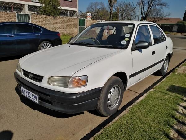 1996 Toyota Corolla 130  Gauteng Boksburg_0
