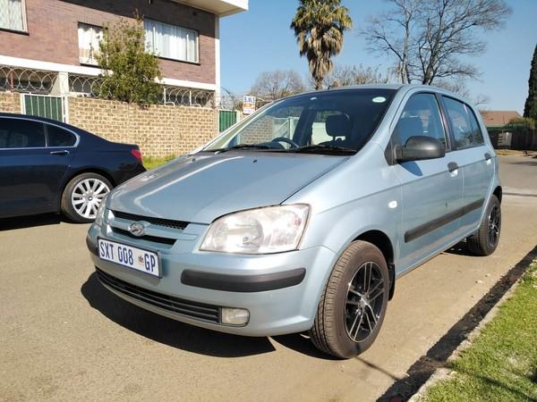 2005 Hyundai Getz 1.6 Hs At  Gauteng Boksburg_0