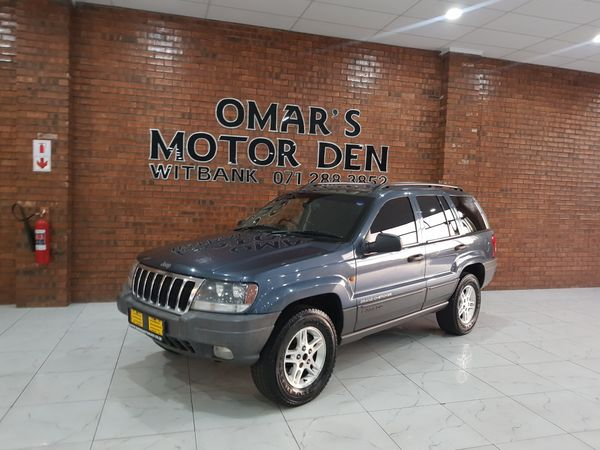 2002 Jeep Grand Cherokee Ltd 4.0  Mpumalanga Witbank_0