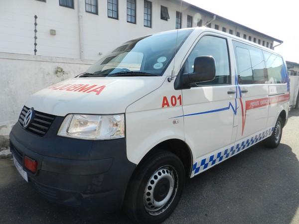 2009 Volkswagen Kombi Ambulance  Kwazulu Natal Pinetown_0