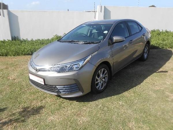 2019 Toyota Corolla 1.4D Prestige Eastern Cape Port Elizabeth_0