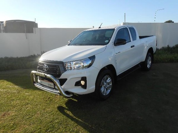 2019 Toyota Hilux 2.4 GD-6 RB SRX AT PU ECAB Eastern Cape Port Elizabeth_0