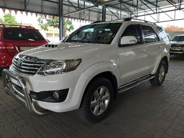 2012 Toyota Fortuner 3.0d-4d Rb  Eastern Cape King Williams Town_0