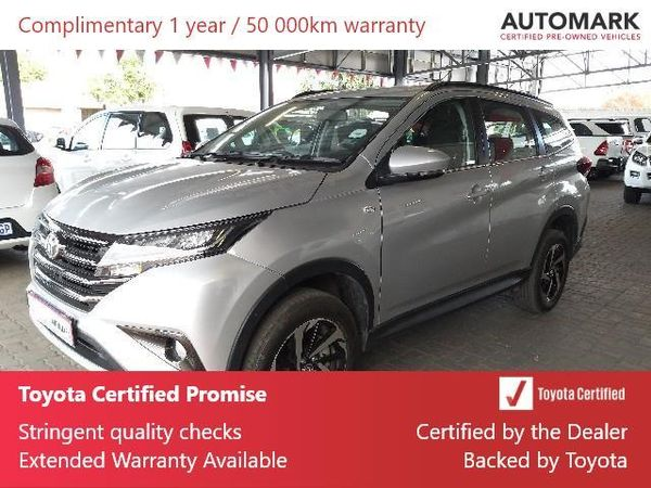 2019 Toyota Rush 1.5 Auto Eastern Cape King Williams Town_0