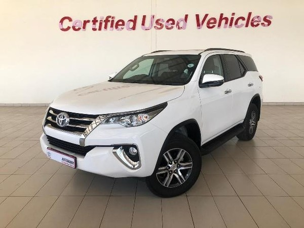 2018 Toyota Fortuner 2.4GD-6 RB Auto North West Province Klerksdorp_0