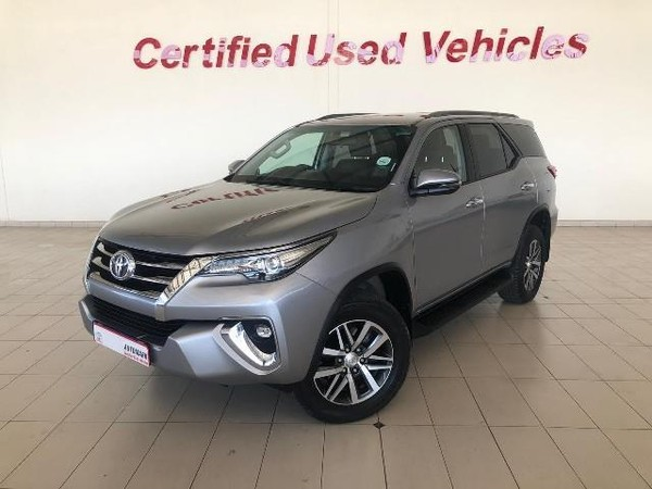 2018 Toyota Fortuner 2.8GD-6 RB Auto North West Province Klerksdorp_0