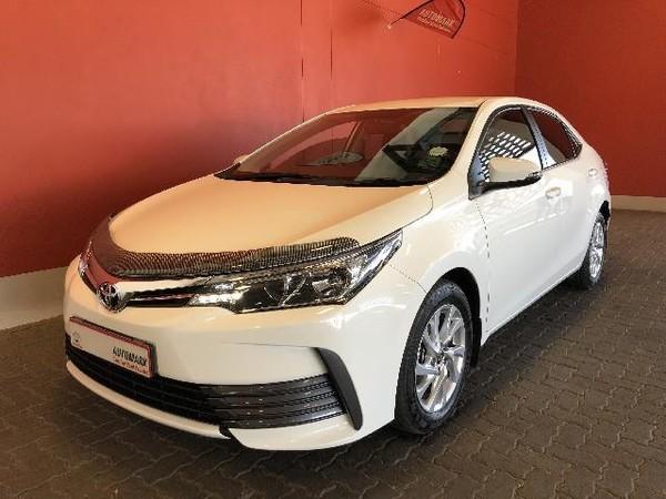2019 Toyota Corolla 1.4D Prestige Free State Bloemfontein_0