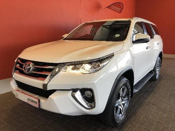 2018 Toyota Fortuner 2.4GD-6 4X4 Auto Free State Bloemfontein_0