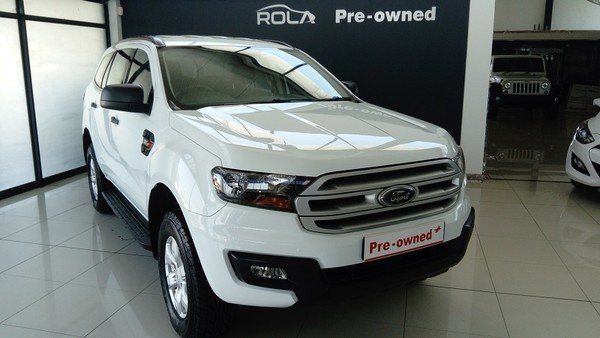 2017 Ford Everest 2.2 TDCi XLS Western Cape Somerset West_0