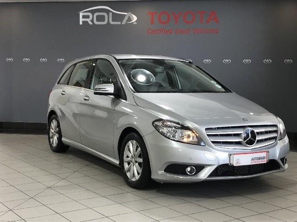 2014 Mercedes-Benz B-Class B 180 Cdi Be At  Western Cape Somerset West_0