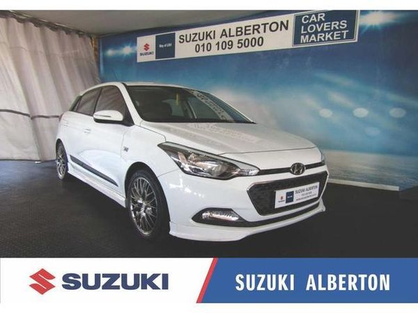 2016 Hyundai i20 1.4 N Series Gauteng Alberton_0