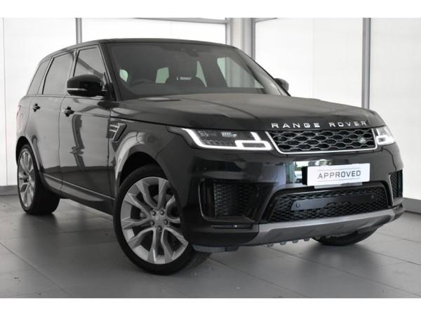2019 Land Rover Range Rover Sport 3.0D SE 190KW Western Cape Cape Town_0