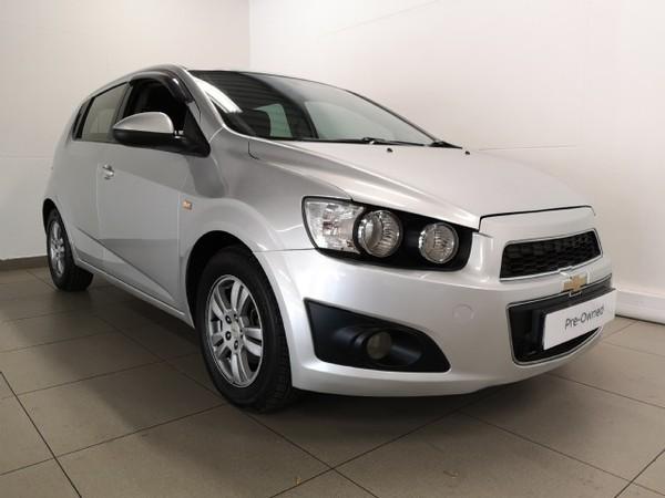 2013 Chevrolet Sonic 1.3d Ls 5dr  Gauteng Midrand_0
