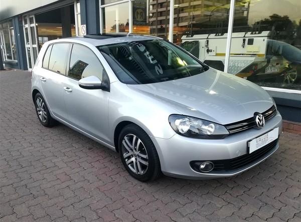 2010 Volkswagen Golf Vi 1.4 Tsi Comfortline  Gauteng Randburg_0