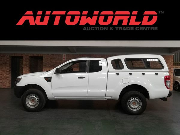 2015 Ford Ranger 2.2TDCi PU SUPCAB Gauteng Pretoria_0