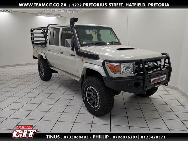 2014 Toyota Land Cruiser 79 4.2d Pu Dc  Gauteng Pretoria_0