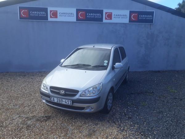 2010 Hyundai Getz 1.4 Hs  Western Cape Diep River_0