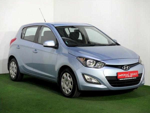 2014 Hyundai i20 1.4 Fluid At  Gauteng Alberton_0