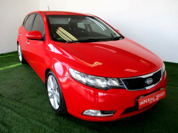 2012 Kia Cerato 2.0 5dr  Gauteng Randburg_0
