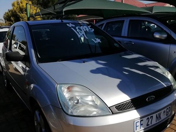 2006 Ford Fiesta 1.4i Trend 3dr  Gauteng Boksburg_0