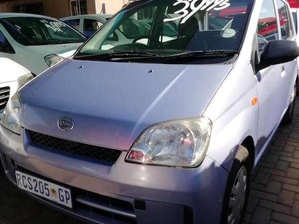2004 Daihatsu Charade Cx  Gauteng Boksburg_0