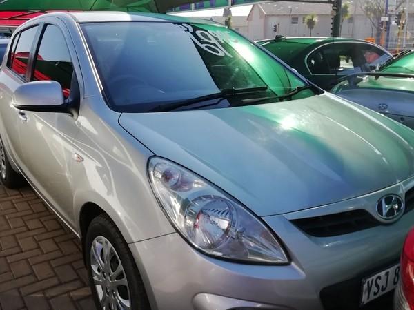 2009 Hyundai i20 1.4  Gauteng Boksburg_0