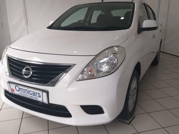 2014 Nissan Almera 1.5 Acenta Western Cape Malmesbury_0
